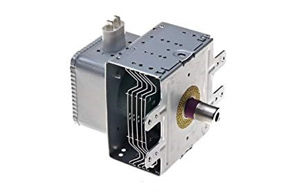 Image Of Magnetron Of A Oven