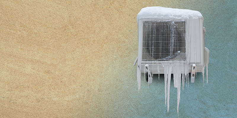 Why Do AC Condensers Freeze? How To Fix Them?