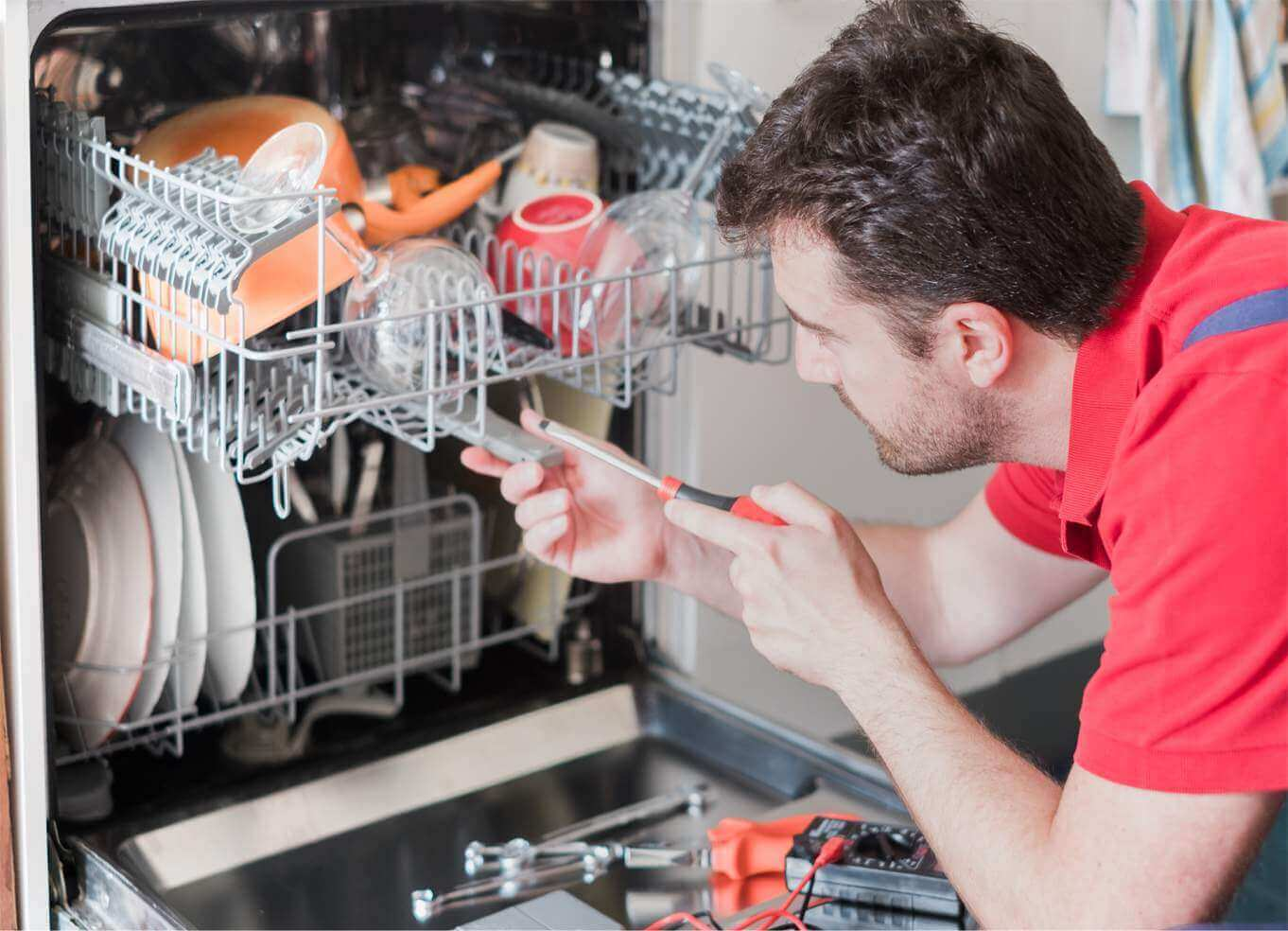 With The Dishwasher Repair In Dubai Offers The Best Dishwasher Fixing Services Easily