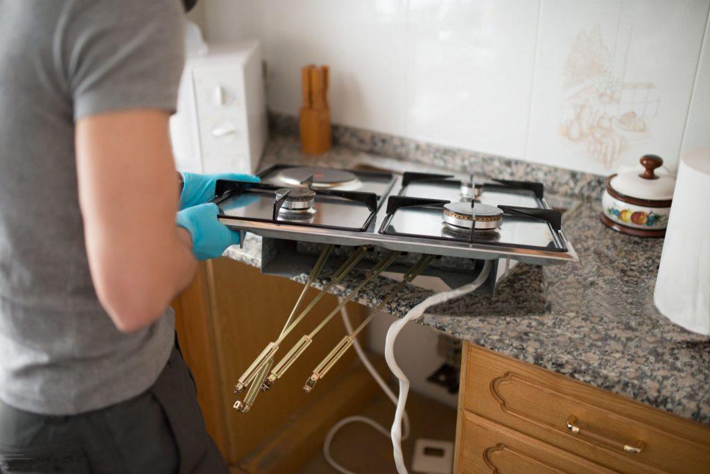 Cooking Range Repair Dubai