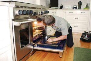 Cooking Range Repair