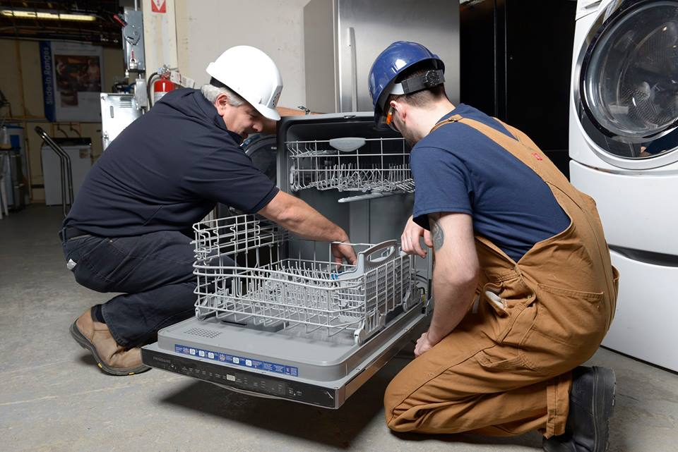 Get the Dishwasher Repair Technician options fast